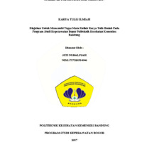 Gambaran Mekanisme Koping dan Respon Ketidakberdayaan pada Pasien Stroke di Poliklinik Syaraf RS PMI Kota Bogor Tahun 2017