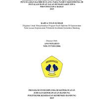 Gambaran Pengetahuan Dan Sikap Keluarga Dalam Pencegahan Kambuh Ulang Pada Pasien Skizofrenia Di Instalasi Rawat Jalan Rumah Sakit Jiwa Provinsi Jawa Barat Tahun 2015
