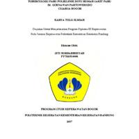 Gambaran Harga Diri Dan Mekanisme Koping Pada Klien Tuberculosis Paru Poliklinik DOTS Rumah Sakit Paru Dr. Goenawan Partowidigdo Cisarua Bogor