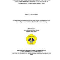 GAMBARAN PENGETAHUAN IBU HAMIL TENTANG ASI EKSKLUSIF BERDASARKAN KARAKTERISTIK DI PUSKESMAS TAMBLONG TAHUN 2018